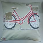 Cushion Cover in Scion Cykel 16""